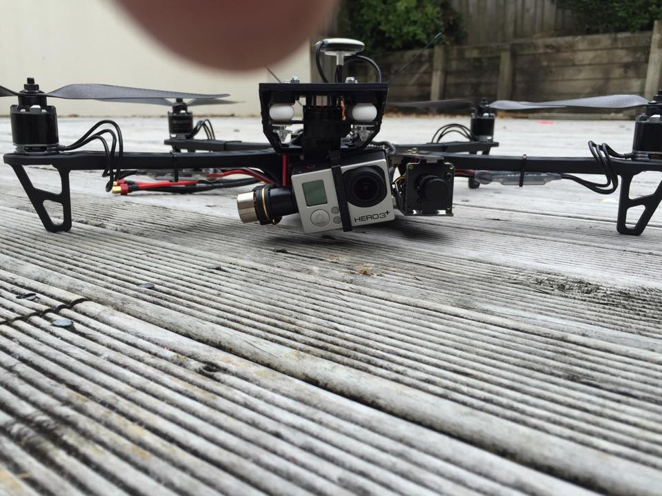 TBS Discovery Pro with H3-3D – deanfourie me